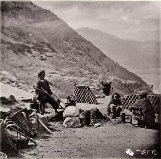 约翰-汤姆森花了三个月时间游历长江