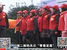 第30个国际志愿者日 宜昌志愿者在行动