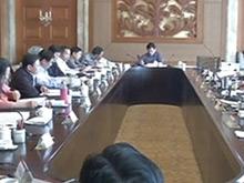 湖北省人大法制委员会来宜调研