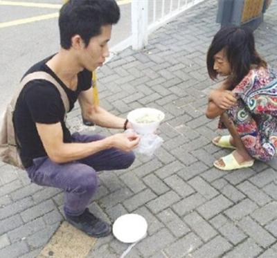 深圳流浪女自称宜昌人 宜昌查无此人