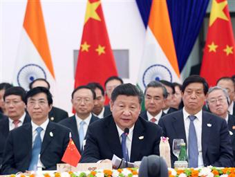 【盘点】历次金砖国家领导人峰会上的中国声音