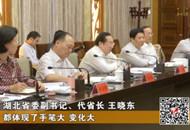 王晓东宜昌调研 强调压实主体责任力促发展
