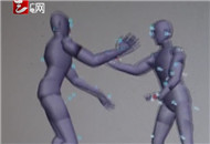 长阳:运用动作捕捉技术 制作撒叶儿嗬动画教材