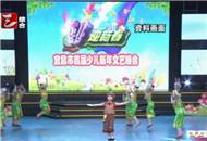 宜昌市第二届少儿新春大联欢活动启动
