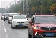 宜昌国际汽车城开业在即 车队巡游积极造势