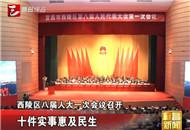 西陵区八届人大一次会议召开