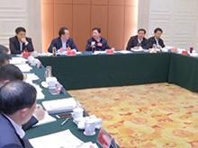 周霁参加西陵区代表团讨论