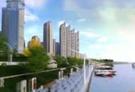 宜昌中央商务区市政配套设施启动建设