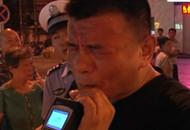 宜昌全市大规模夜查酒驾 89位酒司机现形