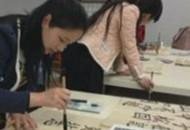 市群艺馆将举办美术、书法公益性培训班