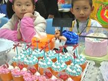 龙盘湖国际学校 国际美食节