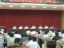 """宜昌通过""""三化""""压实农村基层党建责任"""
