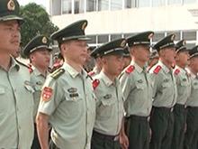 枝江开展拥军活动 送去节日祝福