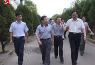 王平昌督办龙泉镇和鸦鹊岭镇环境问题整治工作