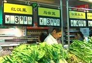 受洪涝灾害影响菜价上涨 本月或逐步回落