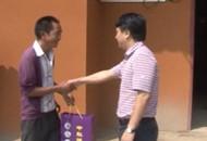 远安县县长苏海涛走访慰问贫困户和老党员