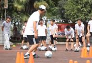 """""""足球未来星""""电视挑战赛海选第三场开赛"""