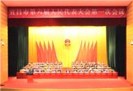市六届人大一次会议举行第二次全体会议