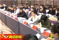 马旭明:提升发展质效 助推民生改善