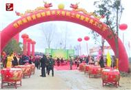 当阳庙前镇举办首届有机土猪暨美食节