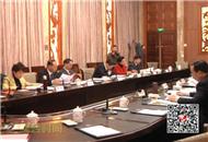 市政协召开六届一次主席会议