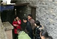 武汉市艺术创作研究中心到长阳开展民俗采风
