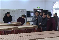 枝江市农村土地承包经营权确权登记颁证档案工作接受市级验收