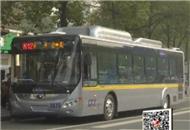 宜昌绿色出行 108台新能源公交车试运营