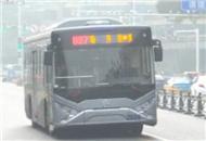 108台新能源公交车正式上岗运营