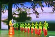 清江河畔上演土家民族音乐会