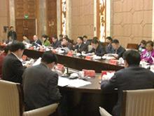 市政协六届一次会议主席团举行第二次会议